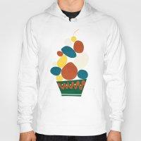 dessert Hoodies featuring Dessert by Picomodi