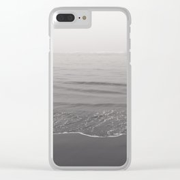 The Morning Fog Clear iPhone Case