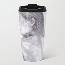 Queen of Crows Metal Travel Mug