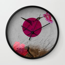 spring instincts Wall Clock