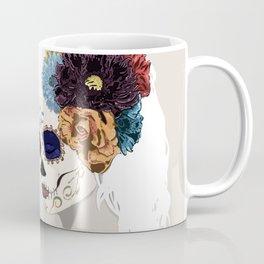 Versailles Skull Coffee Mug