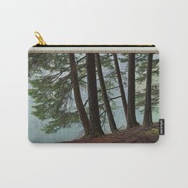 NORTH END OF MOUNTAIN LAKE Carry-All Pouch
