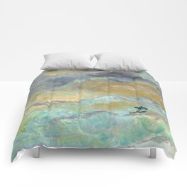 Silver Linings Comforters