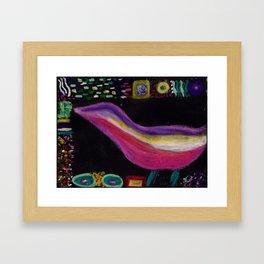 Desde Colombia I Framed Art Print