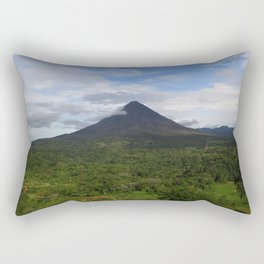Violent Hill Rectangular Pillow