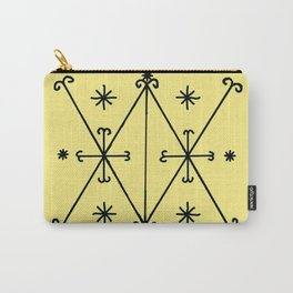 Voodoo Symbol Ayzian Carry-All Pouch
