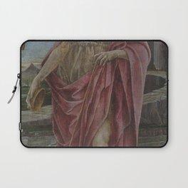 Cosimo Tura - Saint John the Baptist Laptop Sleeve