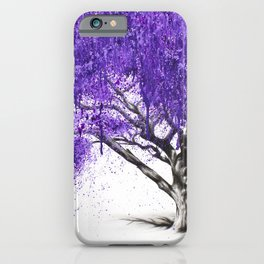 Meet You At The Jacaranda iPhone Case