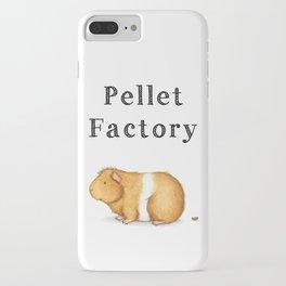 Pellet Factory - Guinea Pig Poop iPhone Case