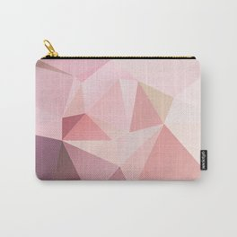 Polygon  Carry-All Pouch