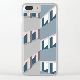 Tower Clear iPhone Case