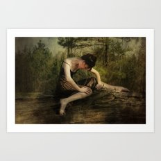 The Weight of Nature Art Print