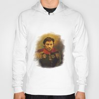 replaceface Hoodies featuring Hugh Jackman - replaceface by replaceface