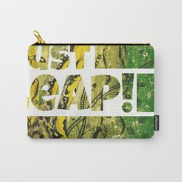 Just leap! Carry-All Pouch