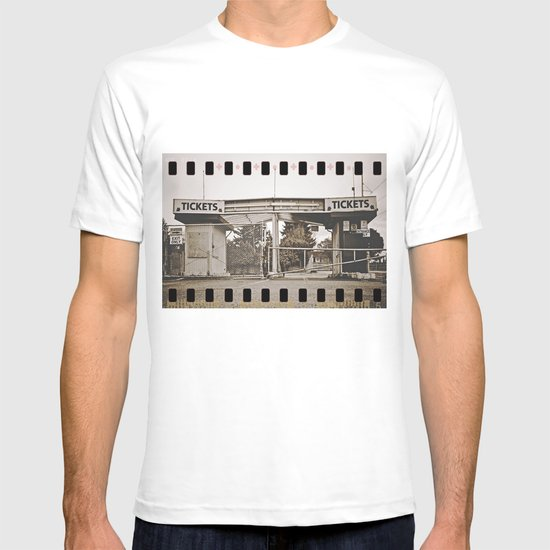 Tickets to the past T-shirt