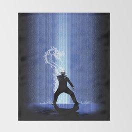 KWeb #3 : Grandmasters Throw Blanket