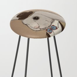 Fake Lop 1 Counter Stool
