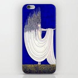 """North Sea"" Art Deco Design iPhone Skin"