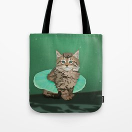 Glamourpuss Tote Bag