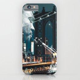 Jazz in New york iPhone Case