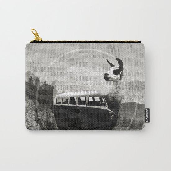 Llama B&W Carry-All Pouch
