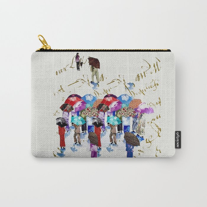 Chinese Grandmas Carry-All Pouch