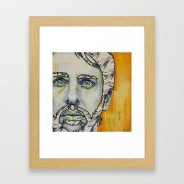 Son of Poseidon Framed Art Print