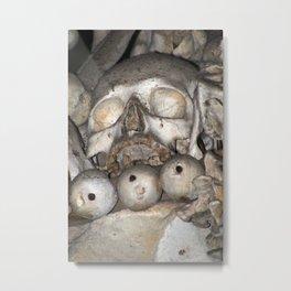 Sedlec VIII Metal Print