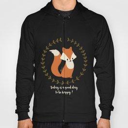 Renard roux // Red fox Hoody