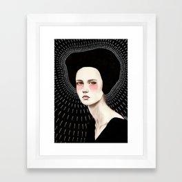 Freda Framed Art Print