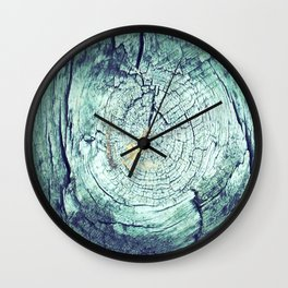 Put a ring on it!! Wall Clock