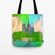 When in Paris Tote Bag