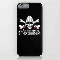 Assassins of the Caribbean iPhone 6s Slim Case