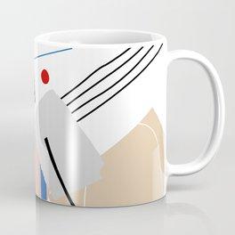 Flashing Guns Coffee Mug