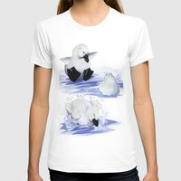 swim T-shirts featuring Swim! by MABurk
