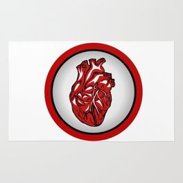 Heart Cit. Rug