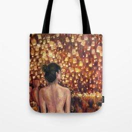 The Spirit World Tote Bag