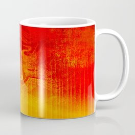 The departure of the stork in the thousand life Coffee Mug