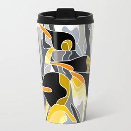 Penguins Travel Mug