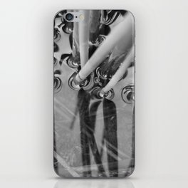 Incompatible With iPhone Skin