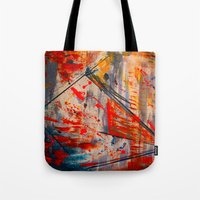 runner Tote Bags featuring Kite Runner by CMYKulaga