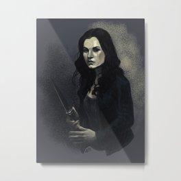 Meg Masters Metal Print