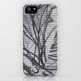 Tree Pt. 1  iPhone Case