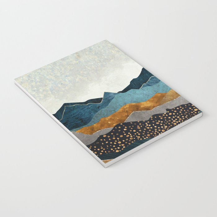 Amber Dusk Notebook
