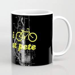 I Bike St. Pete Coffee Mug