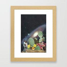 Tropical Universe  Framed Art Print