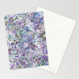 Abstract Artwork Colourful #6 Stationery Cards