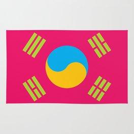 Neon Nation SOUTH KOREA Rug