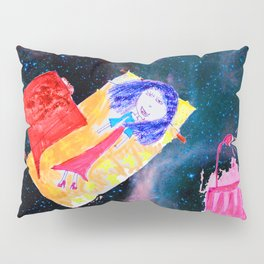 Τhe Universe is our Ηome | Kids Room up to the Space | Cosmos Pillow Sham