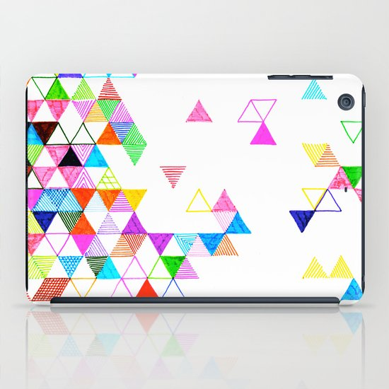 Falling Into Place iPad Case